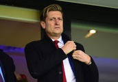 Steve Parish reflects on 'one of the most difficult decisions' during his time at Crystal Palace