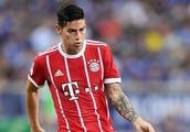 REVEALED: James mocked Kovac in front of Bayern Munich teammates