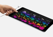 This is our first look at Apple's completely redesigned iPad Pro models