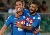 Napoli owner De Laurentiis: Meret or Areola?