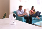 There's a home security camera with advanced facial recognition, and it's on sale for $47