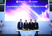 Microsoft Reportedly Partnering with Huawei on Chinese Datacenter Processors