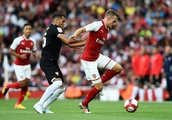 Fans react to Ramsey for Wales v Denmark