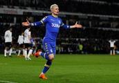 Leeds fans rave about Alioski international display