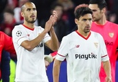 Sevilla stunned by third serious injury as Gonalons now out