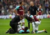Some West Ham fans react to Antonio v Wolves