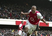 Arsenal fans remember Thierry Henry's sublime goal against Manchester United