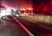 Good Samaritans Save Woman From Fiery Wreck On The Taconic
