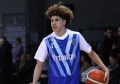 LaMelo Ball Got Into a Fist Fight During a Game in Lithuania After Slapping an Opponent