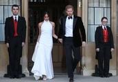 You Can Now Buy a Stella McCartney Replica of Meghan Markle's Reception Dress