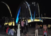 Hatirjheel is openly obscene, nobody to see!