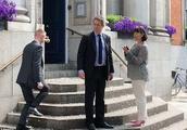 Hugh Grant, 57 Marries Swedish TV Producer Anna Eberstein, 39 Britain's Best Known Bachelor Mar