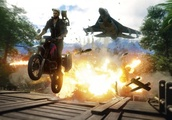 Just Cause 4 Screenshots Showcase Amazing Wide Open Landscapes and a Brand New Weather System