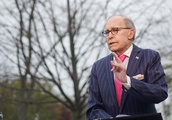 Larry Kudlow expected to return to work Monday