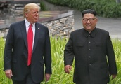 Trump and Kim's extravagant working lunch menu revealed: Korean stuffed cucumber, soy braised c
