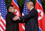 Donald Trump hails 'new history' as he seals deal with Kim Jong Un that puts North Korea a