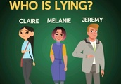 Who Is Lying? - Best Logic Puzzles, Riddles, Brainteasers for Kids and for Adults With Answers