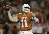 Texas Football: How many touchdowns will Sam Ehlinger need to beat Maryland?