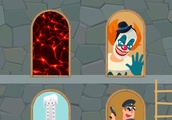 Which Door Is Safe? - Best Logic Riddles and Brainteasers for Kids and for Adults With Answers