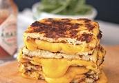 Good Recipe Cauliflower Crust Grilled Cheese