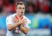 Serbia want Granit Xhaka and Xherdan Shaqiri punished for Albanian eagle salute