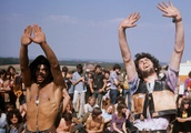 14 incredible vintage photos of the Isle of Wight Festival