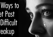 8 Ways to Get Past A Difficult Breakup