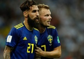 Sweden midfielder Jimmy Durmaz subjected to 'completely unacceptable' racist abuse after 2
