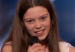Courtney Hadwin returns to 'America's Got Talent' and blows the roof off Dolby Theatre with 'Papa's