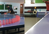 These mind-bending ping pong trick shots have to be seen to be believed