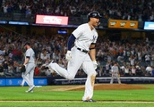 Yankees: Giancarlo Stanton hit with his own home run ball