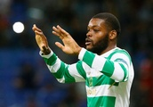 Some Celtic fans react to Ntcham v Rangers
