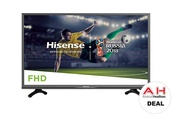 Deal: Amazon Has the Hisense 40-Inch 1080p LED TV for $169 – Today Only