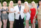 Turkish televangelist who surrounded himself with scantily-clad women detained on fraud and sex char