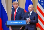 Trump on Putin: The U.S. President's Views, In His Own Words