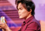 Close-up magician Shin Lim gets compared to 'Harry Potter without the glasses' during 'America's Got