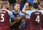 Burnley boss Dyche pleased with Basaksehir draw