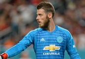 Man Utd keeper De Gea proud to make FIFA World XI
