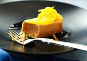 Caramel Mousse and Candied Sumo Mandarin Recipe - 9kitchen