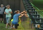 'The Wall That Heals': Vietnam Memorial Wall Replica on Display in McKeesport