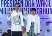 Indonesian president trumpets nationalism amid queries about VP pick