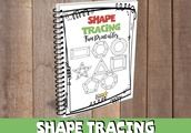 Shape tracing for kids
