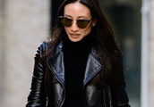 The Perfect: Way to Style a Leather Jacket