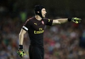 Unai Emery names five Arsenal captains with Petr Cech expected to lead side against Manchester City