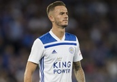 Leicester midfielder Maddison: Gap closing between England and U21s