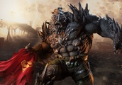 Sideshow's Imposing Doomsday Statue is Ready to Kill Every Superman on Your Toy Shelf