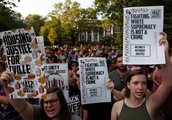 Peaceful Events, Heavy Security Mark Charlottesville Rally Anniversary