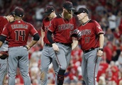 Bradley, D-backs can't hold late lead in another loss to Reds