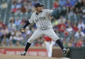 Mariners' Hernandez vows to earn starting spot back