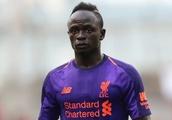 Liverpool's 2-goal Sadio Mane: I'm very happy!